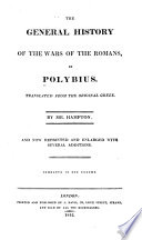 The General History of the Wars of the Romans Book