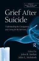 Grief After Suicide Pdf/ePub eBook