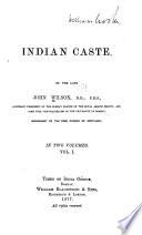 Indian Caste