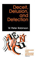 Deceit  Delusion  and Detection