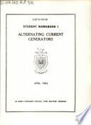 Student Workbook I