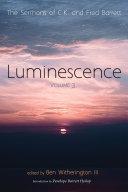 Luminescence  Volume 3