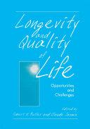 Longevity and Quality of Life Pdf/ePub eBook