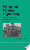 Piping and Pipeline Engineering