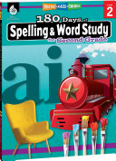 180 Days of Spelling and Word Study for Second Grade