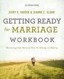 Getting Ready for Marriage Workbook [Pdf/ePub] eBook