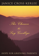 Pdf The Chance to Say Goodbye