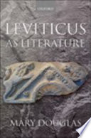 Leviticus as Literature