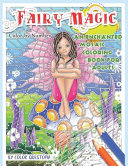 Fairy Magic Color By Number - An Enchanted Mosaic Coloring Book For Adults ebook