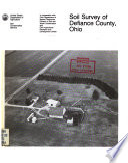 Soil Survey of Defiance County, Ohio