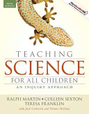 Teaching science for all children : an inquiry approach.