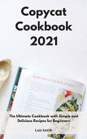 Copycat Cookbook 2021