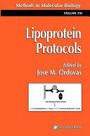 Lipoprotein Protocols