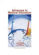 Advances in Medical Education Pdf/ePub eBook