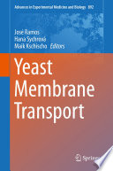 Yeast Membrane Transport Book