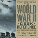 link to The World War II desk reference in the TCC library catalog