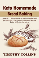 Pdf Keto Homemade Bread Baking