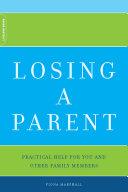Losing A Parent Pdf/ePub eBook