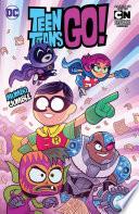 Teen Titans Go  Vol  3  Mumbo Jumble