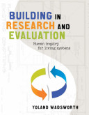 Cover of Building in Research and Evaluation