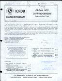 ICRDB Cancergram