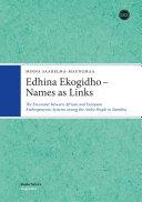 Edhina Ekogidho   Names as Links