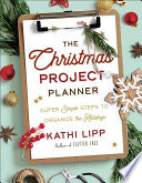 The Christmas Project Planner Book