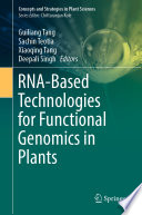 RNA Based Technologies for Functional Genomics in Plants