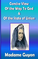 Concise View of the Way to God   of the State of Union Book
