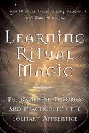 Learning Ritual Magic