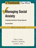 Managing Social Anxiety