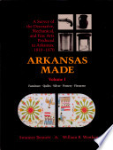 Arkansas Made Furniture Quilts Silver Pottery Firearms