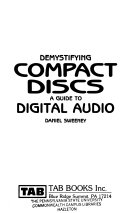 Demystifying Compact Discs