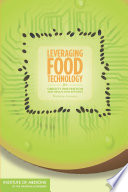 Leveraging Food Technology For Obesity Prevention And Reduction Efforts Book PDF