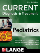 CURRENT Diagnosis and Treatment Pediatrics  Twenty First Edition