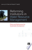 Reforming Institutions in Water Resource Management
