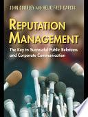Reputation Management Book PDF