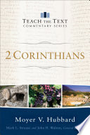 2 Corinthians Teach The Text Commentary Series