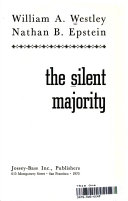 The Silent Majority  Families of Emotionally Healthy College Students Book PDF