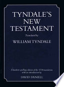 Tyndale s New Testament