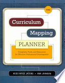 The Curriculum Mapping Planner Book PDF