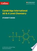 Collins Cambridge International AS & A Level – Cambridge International AS & A Level Chemistry Student's Book