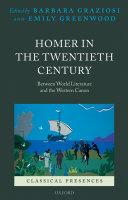 Homer in the Twentieth Century