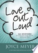 Love Out Loud Book PDF