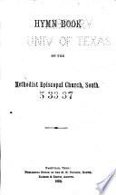 Hymn Book of the Methodist Episcopal Church  South Book PDF