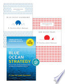Blue Ocean Strategy with Harvard Business Review Classic Articles    Blue Ocean Leadership    and    Red Ocean Traps     3 Books