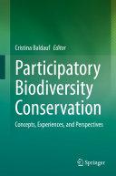 Participatory Biodiversity Conservation