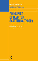 Principles of Quantum Scattering Theory