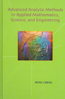 Advanced Analytic Methods In Applied Mathematics Science And Engineering Book PDF