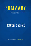 Summary: DotCom Secrets